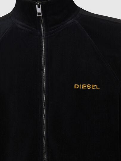 Diesel - UMLT-MAX-CZ, Schwarz - Sweatshirts - Image 3