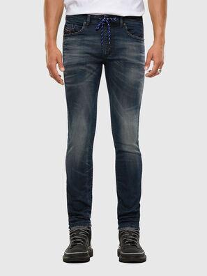 Thommer JoggJeans 069NT, Dunkelblau - Jeans
