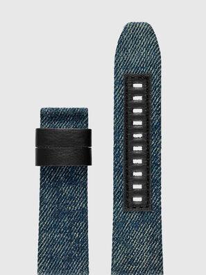 DZT0001, Jeansblau - Smartwatches Accessoires