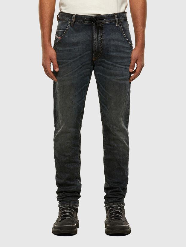 Krooley JoggJeans 069NS, Dunkelblau - Jeans