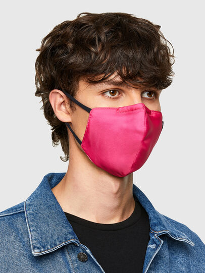 Diesel - FACEMASK-A, Rosa - Weitere Accessoires - Image 2