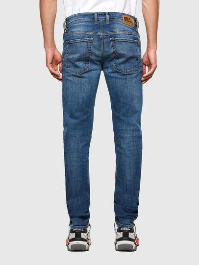Diesel - Sleenker 069FZ, Mittelblau - Jeans - Image 2