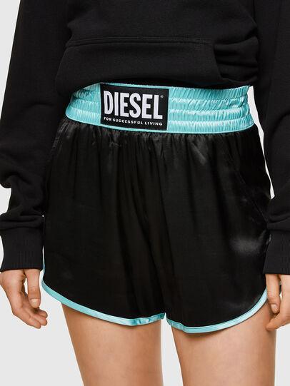 Diesel - S-DENA, Schwarz - Kurze Hosen - Image 3