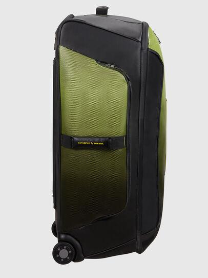 Diesel - KA2*69010 - PARADIVE, Schwarz/Gelb - Reisetaschen mit Rollen - Image 6