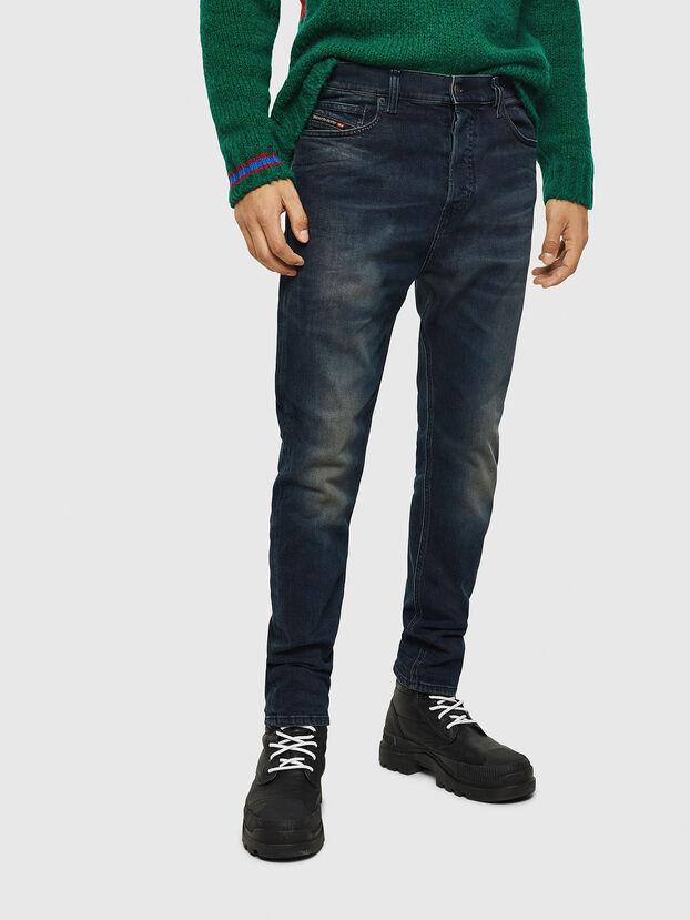 D-Vider 084AU, Dunkelblau - Jeans