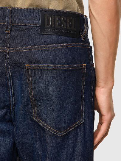 Diesel - D-Macs 09A12, Dunkelblau - Jeans - Image 3