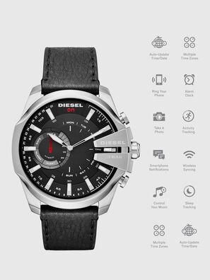DT1010, Schwarz - Smartwatches