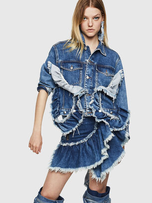 DE-ABBY,  - Denim jacken