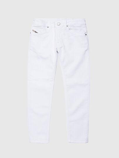 Diesel - THOMMER-J JOGGJEANS, Weiß - Jeans - Image 1