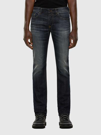 Diesel - Safado 009EP, Dunkelblau - Jeans - Image 1