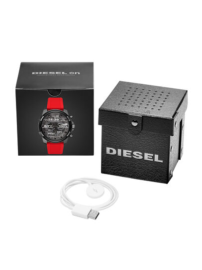 Diesel - DT2006, Rot - Smartwatches - Image 5