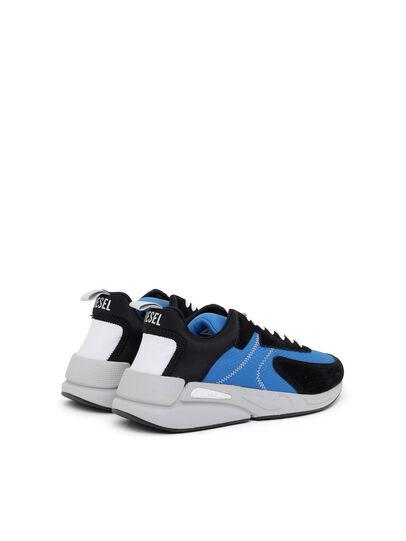 Diesel - S-SERENDIPITY LOW CU, Schwarz/Blau - Sneakers - Image 3