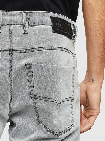 Diesel - Krooley JoggJeans 069MH, Hellblau - Jeans - Image 5