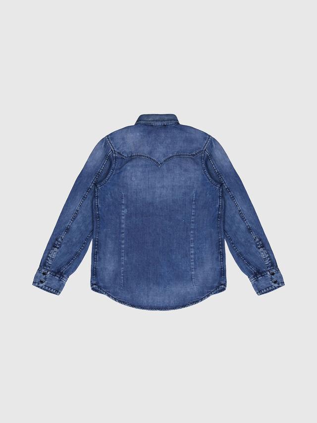 KIDS CITROS, Jeansblau - Hemden - Image 2