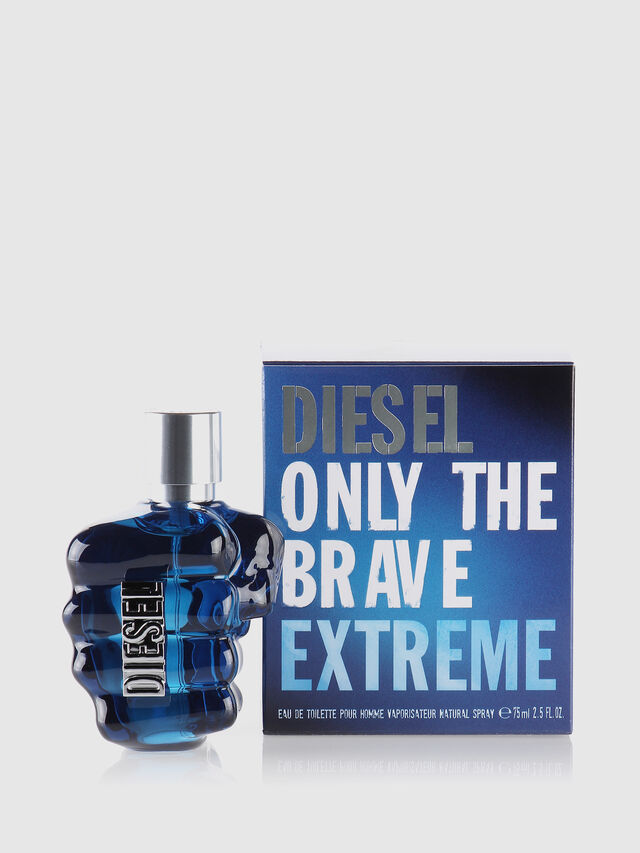 Diesel - ONLY THE BRAVE EXTREME 75ML, Blau - Only The Brave - Image 1