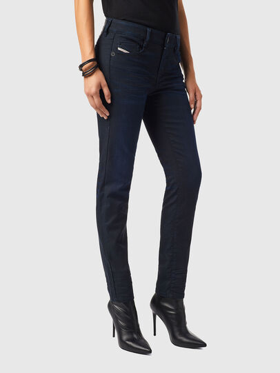 Diesel - D-Ollies JoggJeans® 069XY, Dunkelblau - Jeans - Image 4