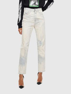 D-Eiselle 0099P, Weiß - Jeans