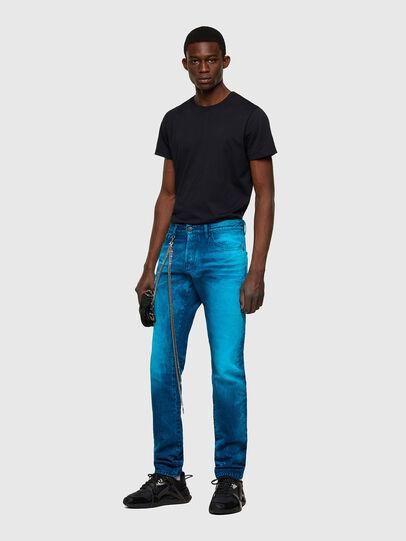 Diesel - D-Kras 009VK, Azurblau - Jeans - Image 5