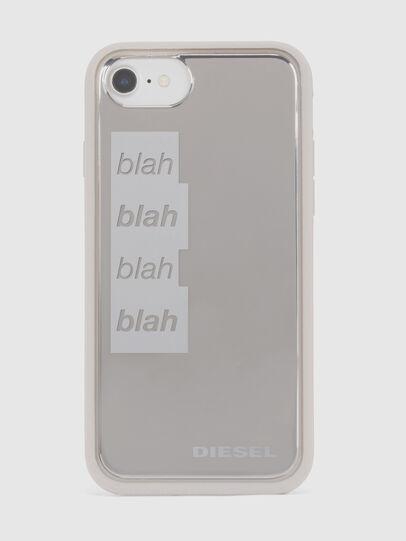 Diesel - BLAH BLAH BLAH IPHONE 8/7/6s/6 CASE, Weiß - Schutzhüllen - Image 2