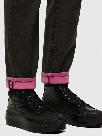 Diesel - D-Joy 009DU, Schwarz/Rosa - Jeans - Image 3