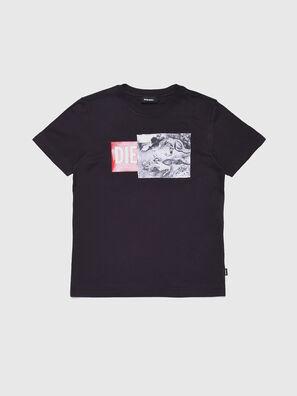 TJUSTXH, Schwarz - T-Shirts und Tops