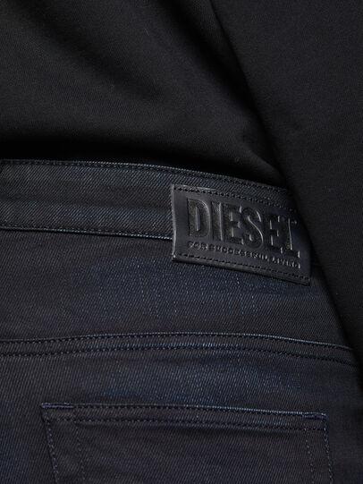 Diesel - Fayza 084AY, Dunkelblau - Jeans - Image 4