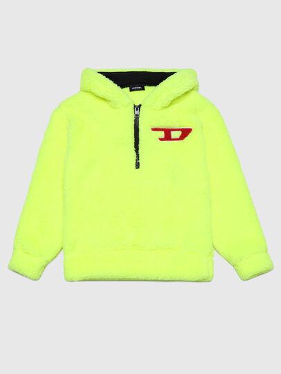 Diesel - SODDY OVER, Neongelb - Sweatshirts - Image 1