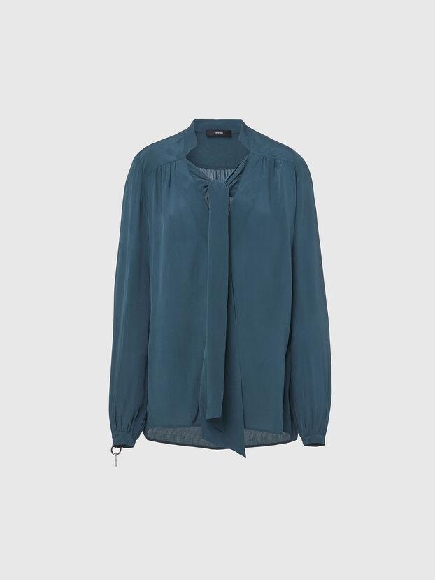 C-DUANE-A, Wassergrün - Hemden