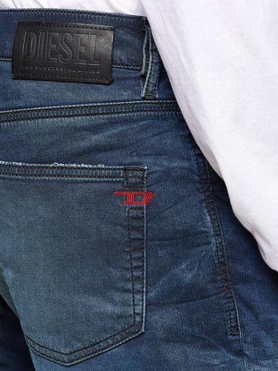 Diesel - D-Strukt JoggJeans® 069SE, Mittelblau - Jeans - Image 4