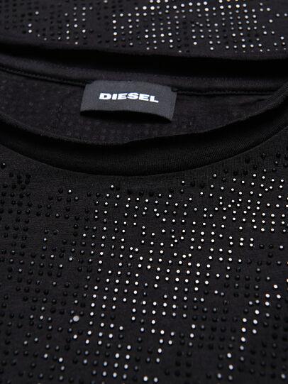 Diesel - DARY, Schwarz - Kleider - Image 3