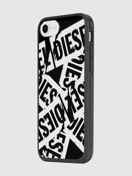 MULTI TAPE BLACK/WHITE IPHONE 8/7/6S/6 CASE