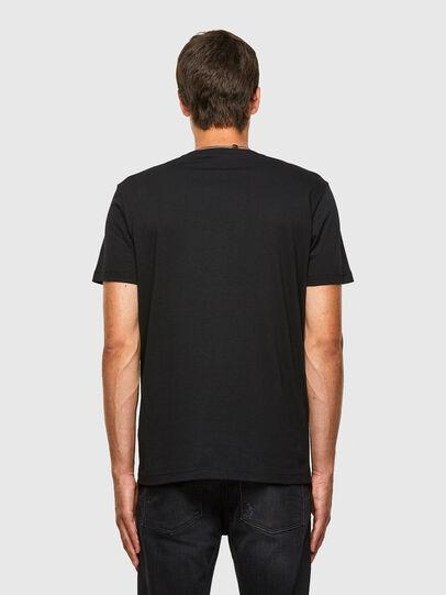 Diesel - T-DIEGOS-N20, Schwarz - T-Shirts - Image 2