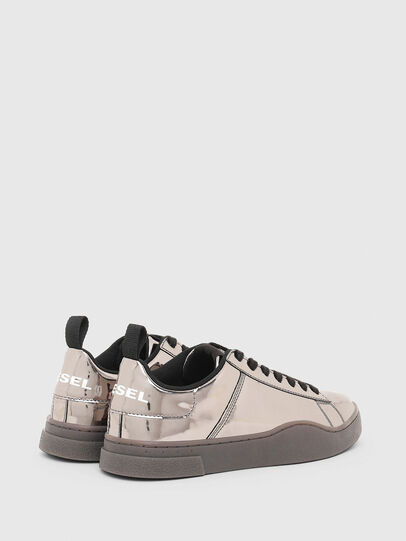 Diesel - S-CLEVER LOW LACE W, Silber - Sneakers - Image 3