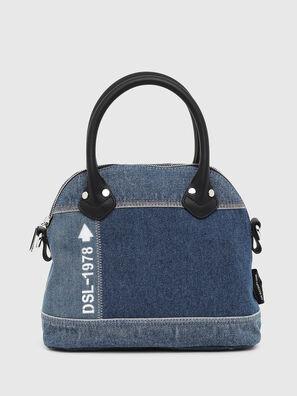 PYANIGA M, Jeansblau - Satchel Bags und Handtaschen