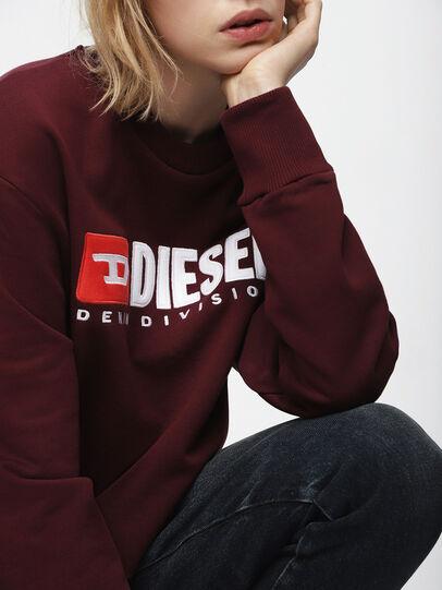 Diesel - F-CREW-DIVISION-FL,  - Sweatshirts - Image 3