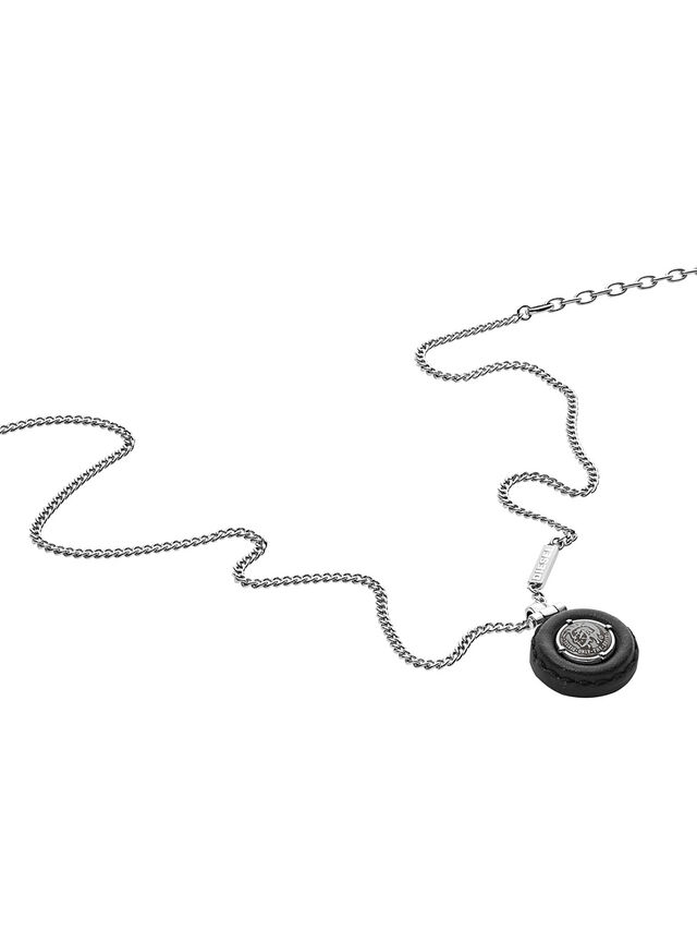 NECKLACE DX1022, Silber