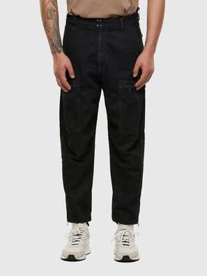 D-Luks 009IB, Dunkelblau - Jeans
