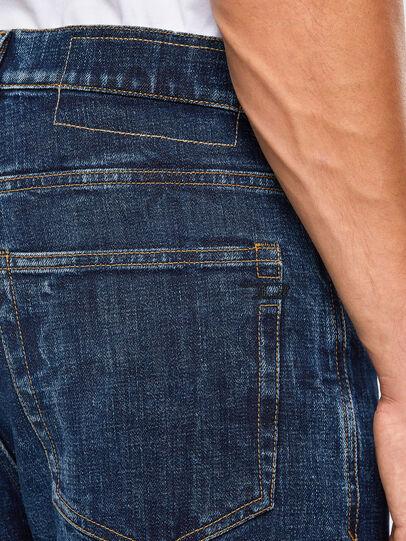 Diesel - D-Vider 0092X, Mittelblau - Jeans - Image 4
