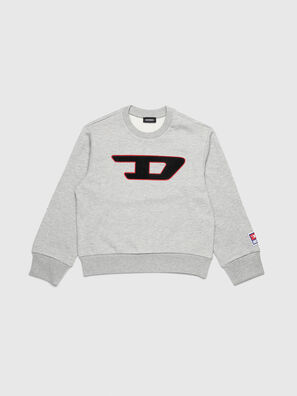 SCREWDIVISION-D OVER, Grau - Sweatshirts