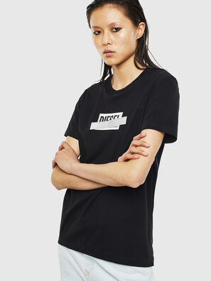 T-SILY-S2, Schwarz - T-Shirts