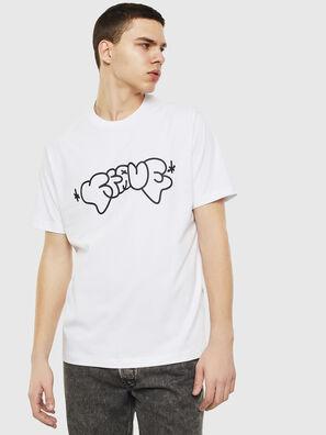 T-JUST-T28, Weiß - T-Shirts