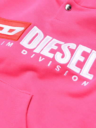 Diesel - DILSECB, Fuchsie - Kleider - Image 3