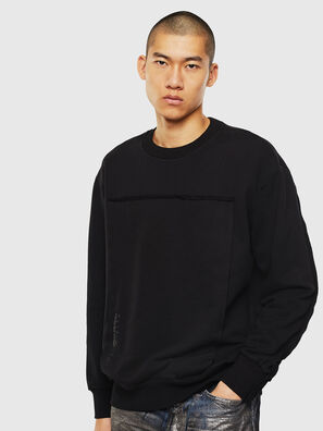 S-BAY-RAW, Schwarz - Sweatshirts