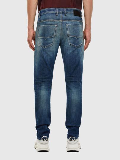 Diesel - Krooley JoggJeans 009NK, Mittelblau - Jeans - Image 2