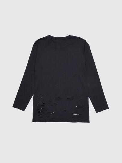 Diesel - TFIENA, Schwarz - T-Shirts und Tops - Image 2
