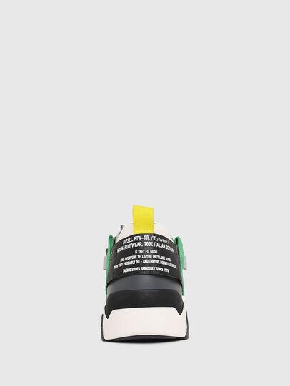 Diesel - S-RUA LOW SP, Grau - Sneakers - Image 4