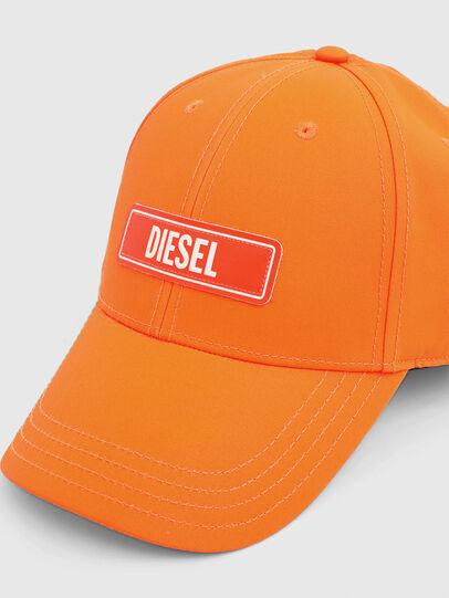 Diesel - C-7ELE, Orange - Hüte - Image 3