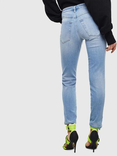 Diesel - Babhila 0095D, Hellblau - Jeans - Image 2