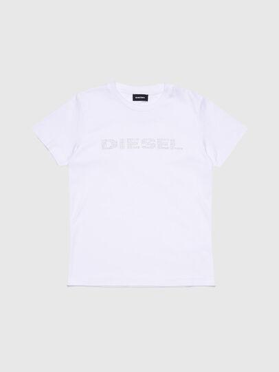 Diesel - TJFLAVIAY, Weiß - T-Shirts und Tops - Image 1