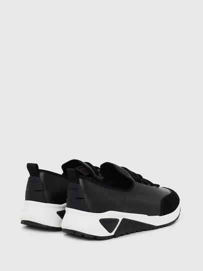 Diesel - S-KBY, Lederschwarz - Sneakers - Image 3